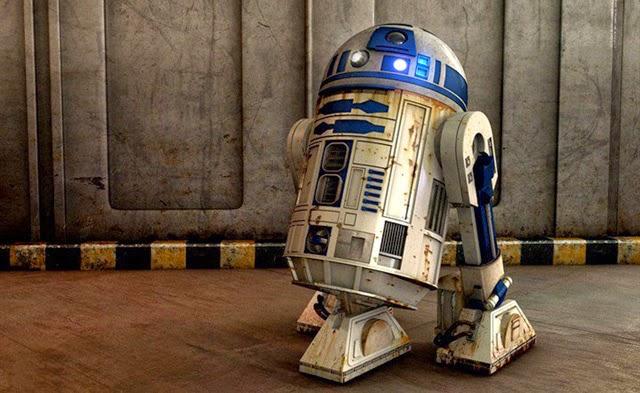 Language R2-D2