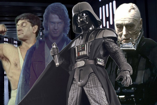 ¿Who was the best Darth Vader?