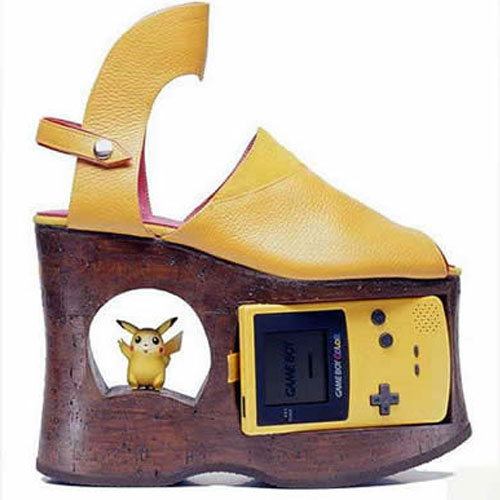 Video Games and Shoes