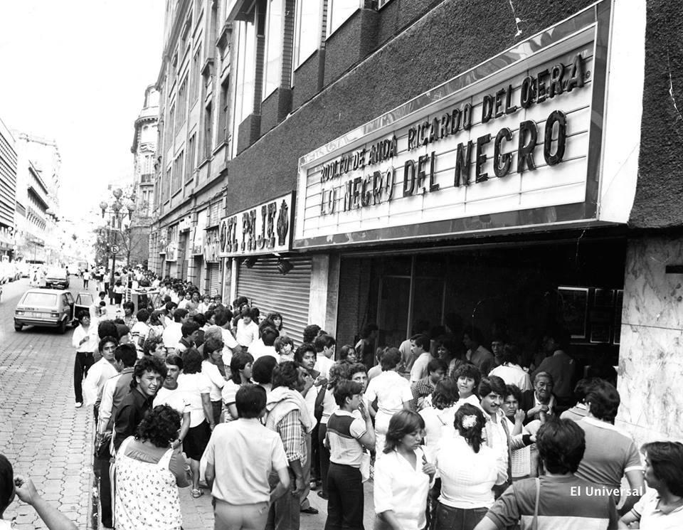 Cinema Olimpia - 1985