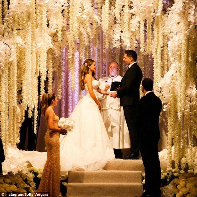 Their wedding was impressive