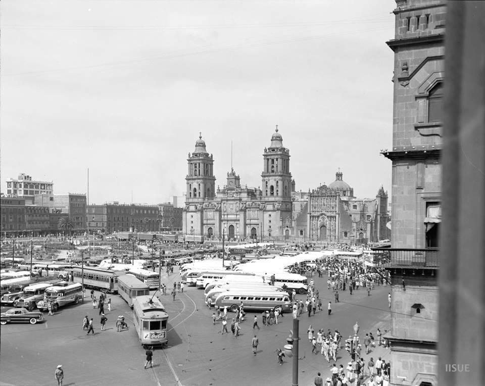 The Zócalo