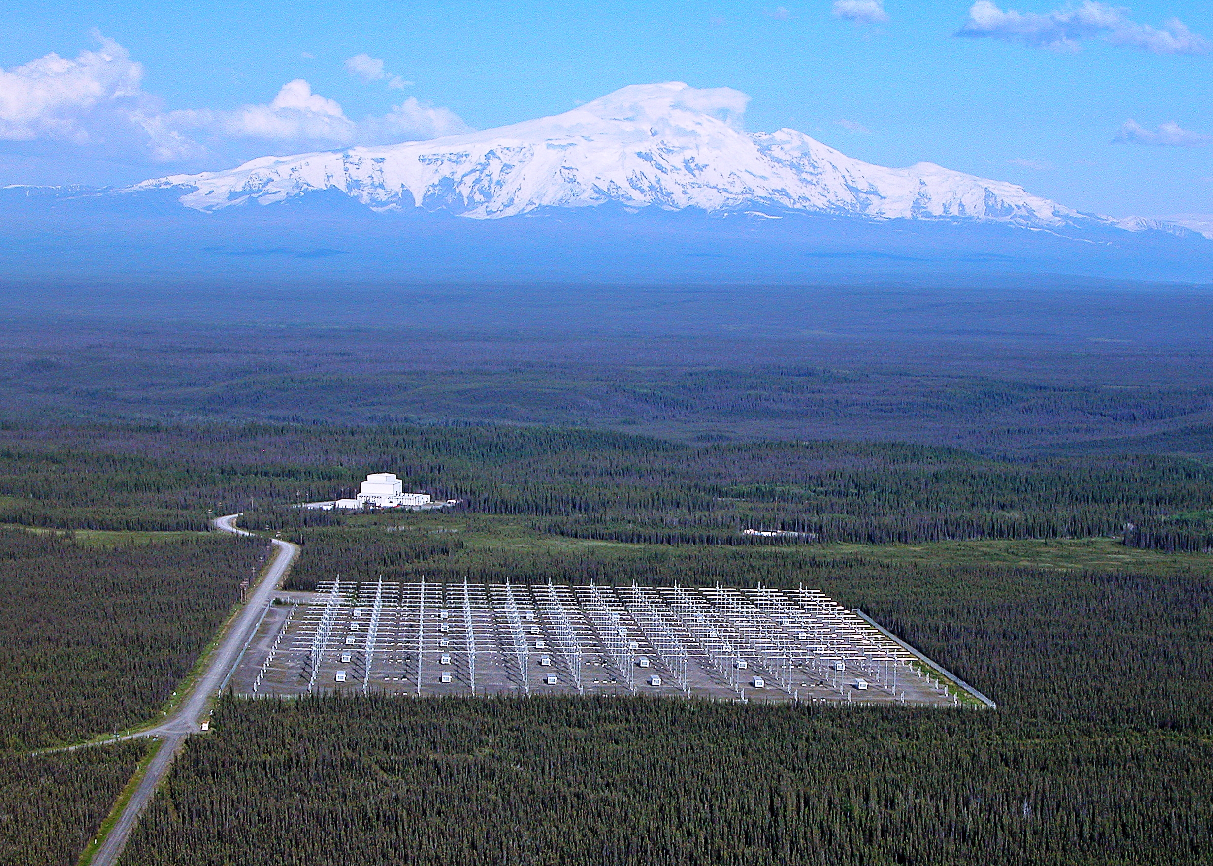 High Frequency Active Auroral Research Program, United States