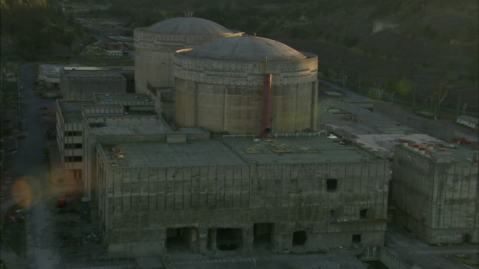 Marcoule Nuclear Site in France