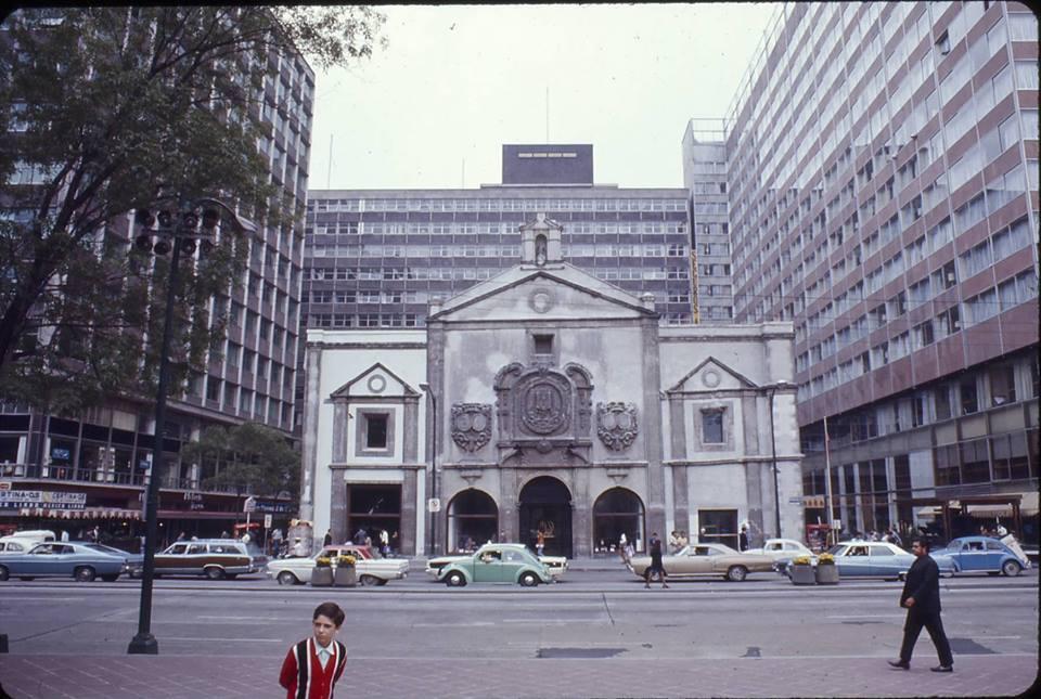 Avenida Juárez - 1970