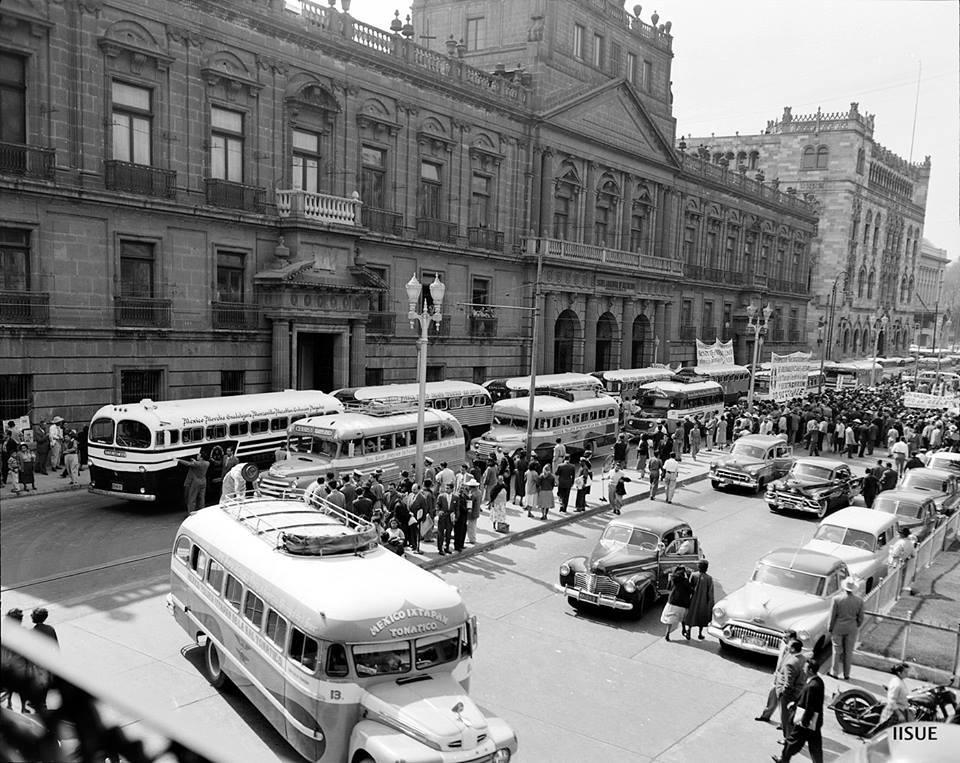 Tacuba Street - 1950