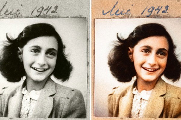 We all know Anne Frank