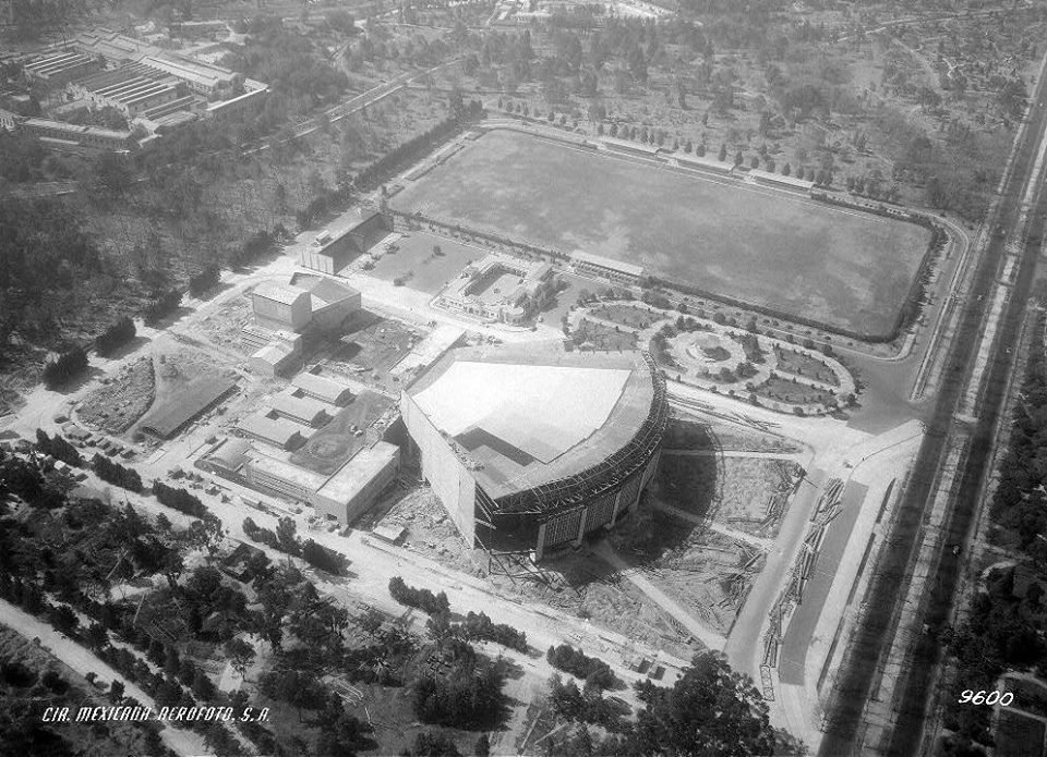 National Auditorium - 1952