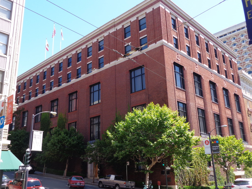 The Bohemian Club - San Francisco