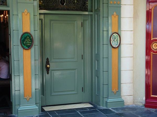 Club 33 in Walt Disney World