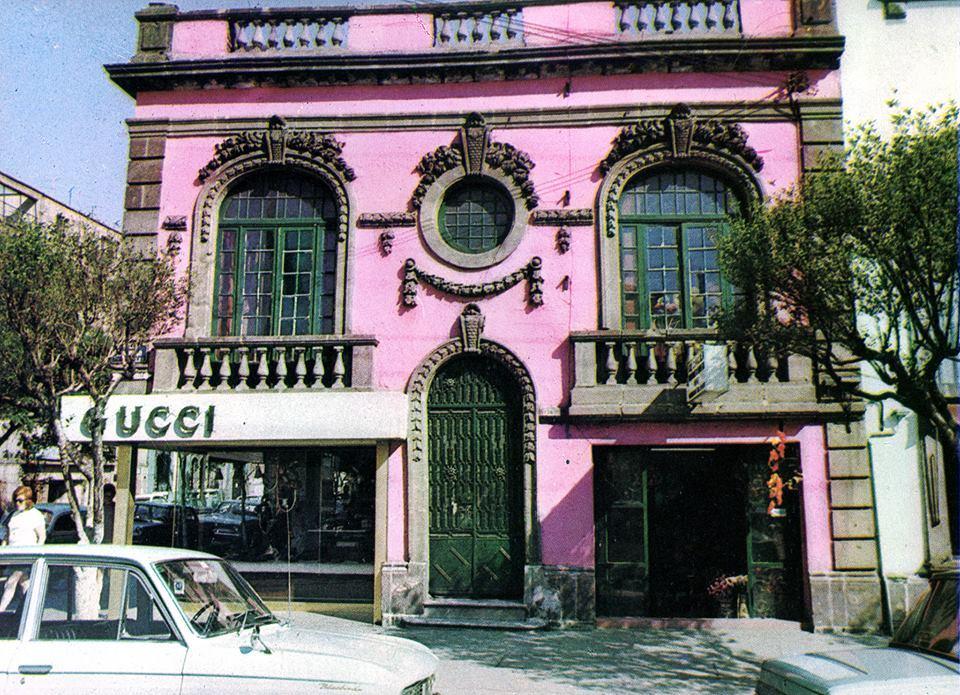 Casa Porfiriana (Gucci) - 1969