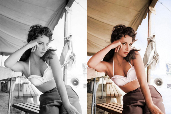 The Perfection of Elizabeth Taylor