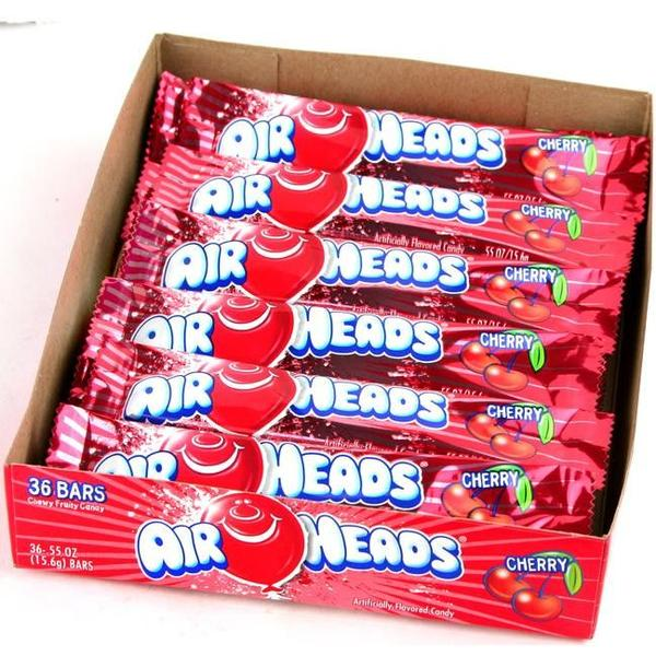 The secret that makes red candy so popular