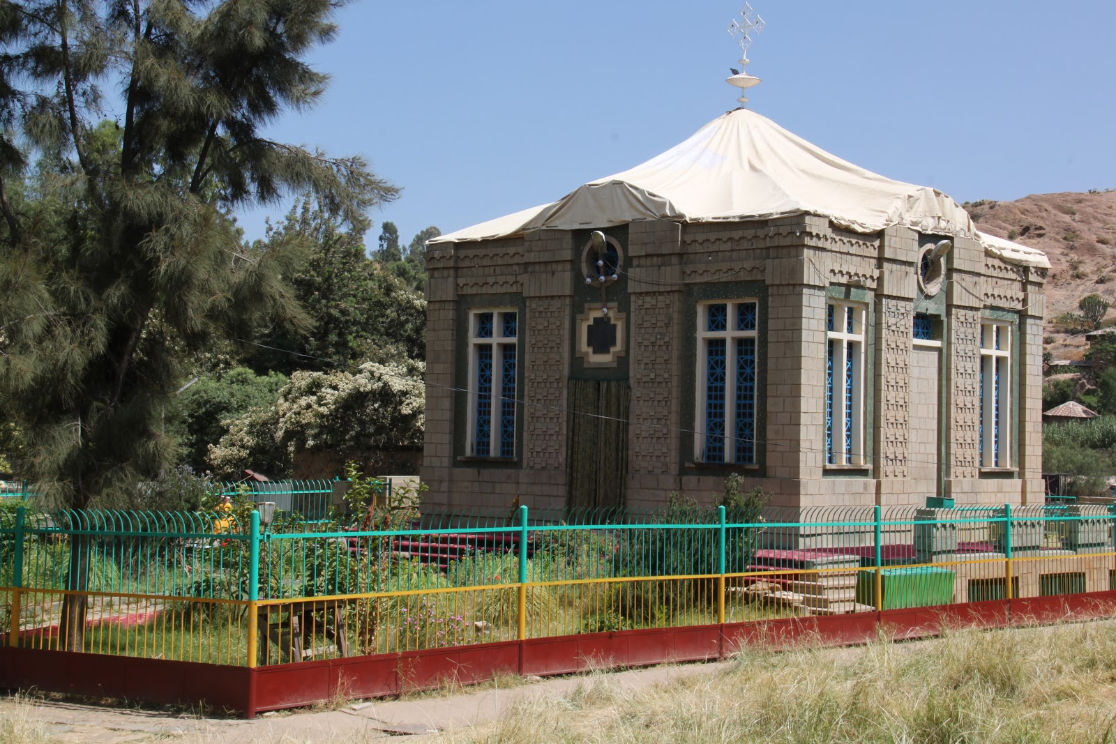 Ark of the Covenant, Ethiopia
