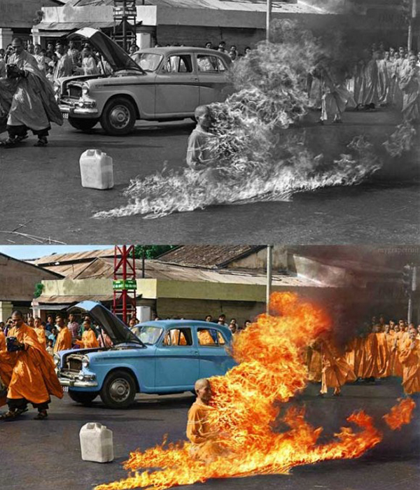 The Revolutionary Suicide of Thich Quang Duc