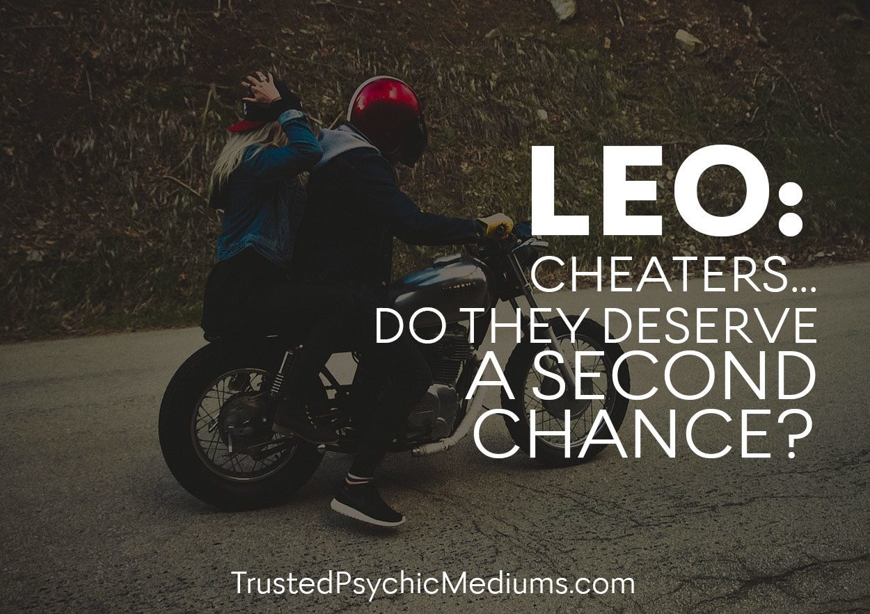 Can a Leo be unfaithful?