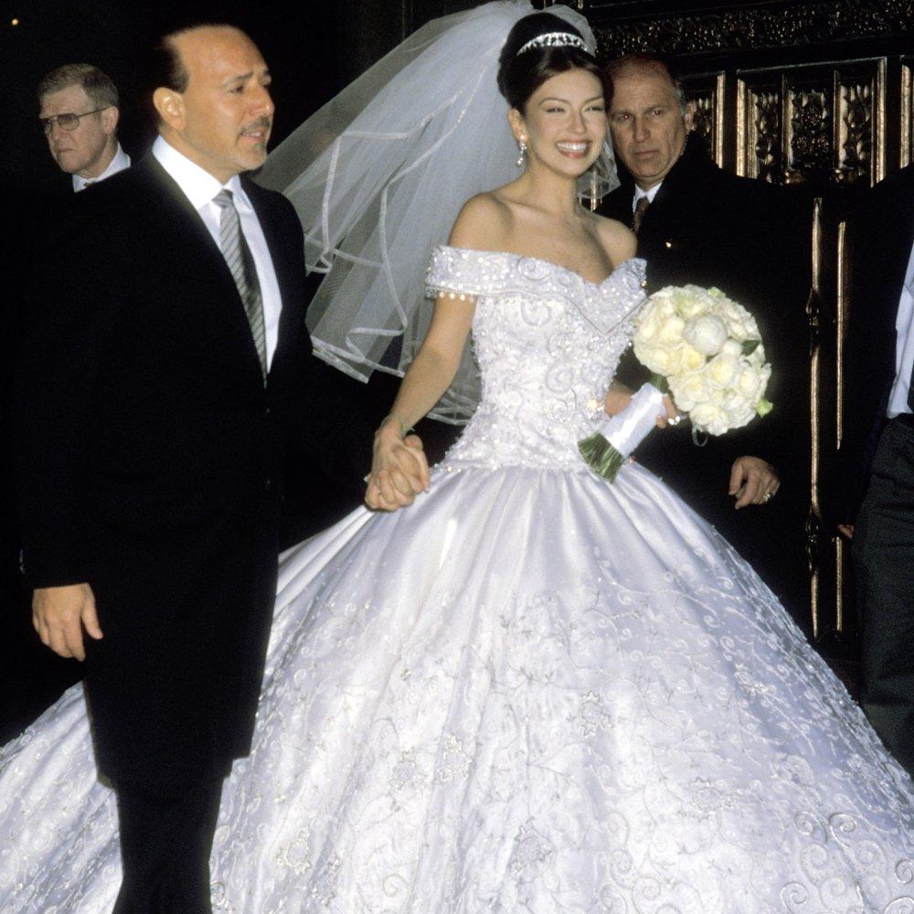 Their amazing wedding