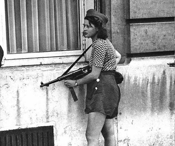 Simone Segouin