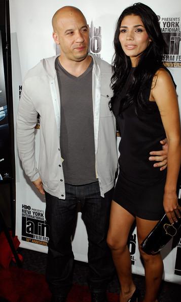 Vin Diesel (49) and Paloma Jiménez (33)