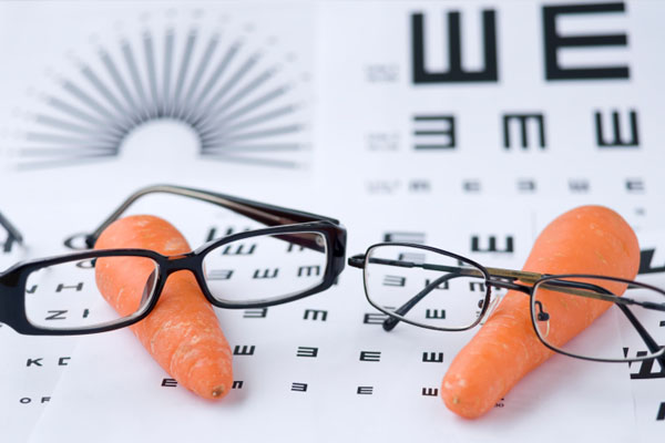 Do Carrots Really Improve Your Eyesight?