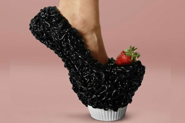 Seeing this shoes makes want to eat dessert