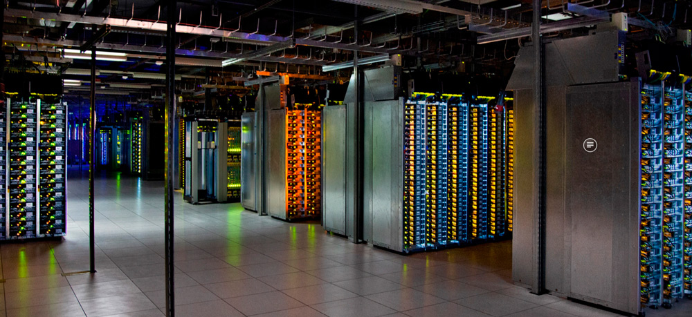 Google Data Center - Oregon