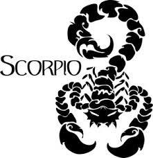 Scorpio (October 23 - November 21):