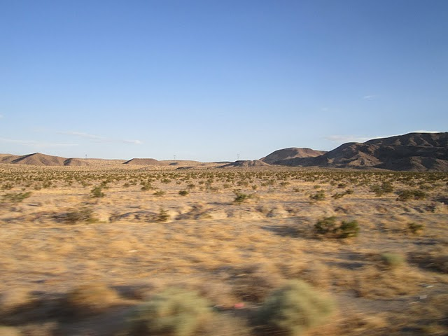 Las Vegas would once again become a desert