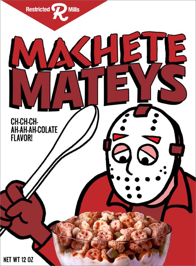 The serial killer cereal?