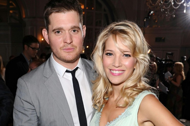 Michael Bublé (41) and Luisana Lopilato (30)