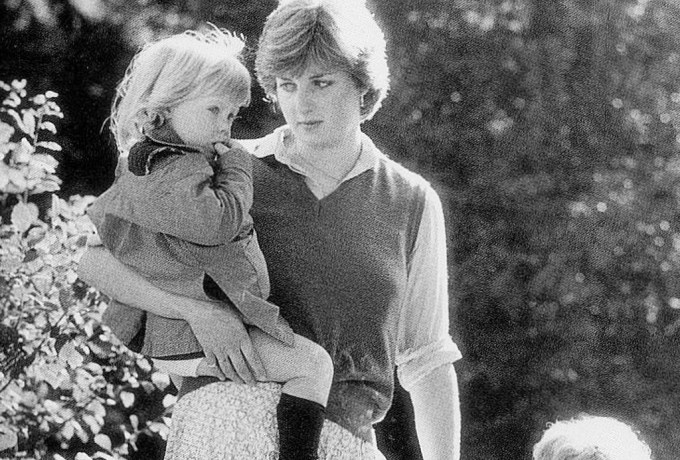 Princess diana was a kindergarten teacher