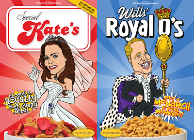 A Royalty cereal