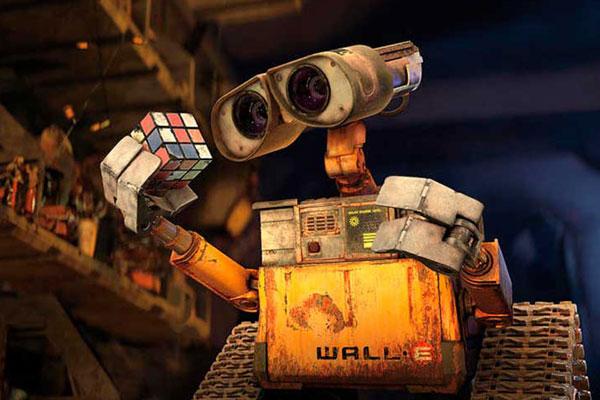 Wall-e's name...