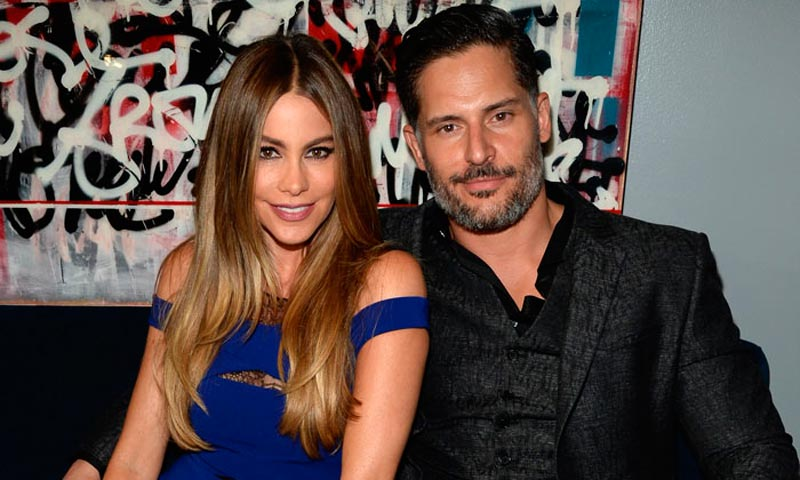 Joe Manganiello (40) and Sofia Vergara (44)