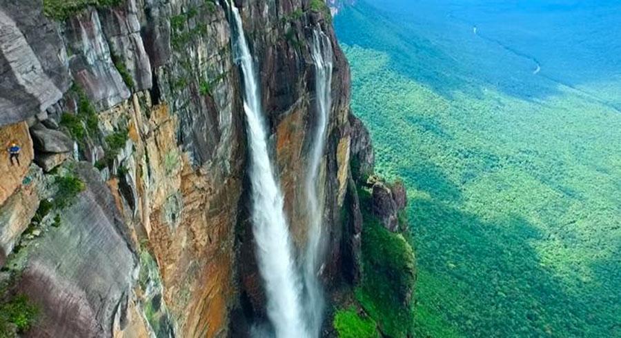 Angel Falls, Bolívar, Venezuela