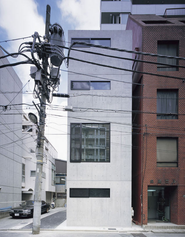 Small House, Tokyo