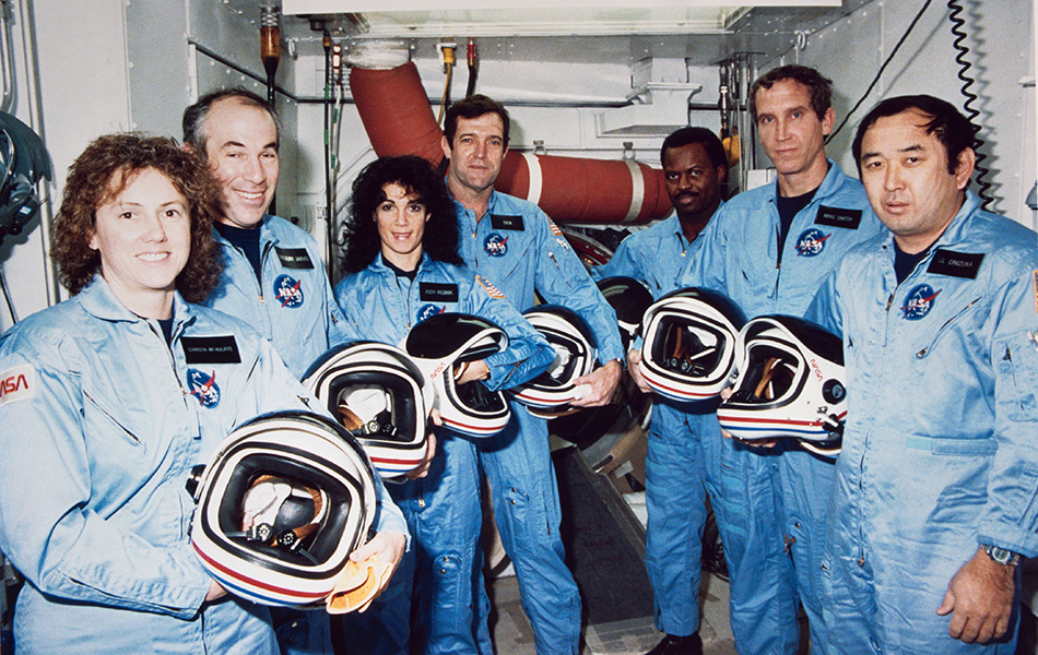 Space Shuttle Challenger disaster