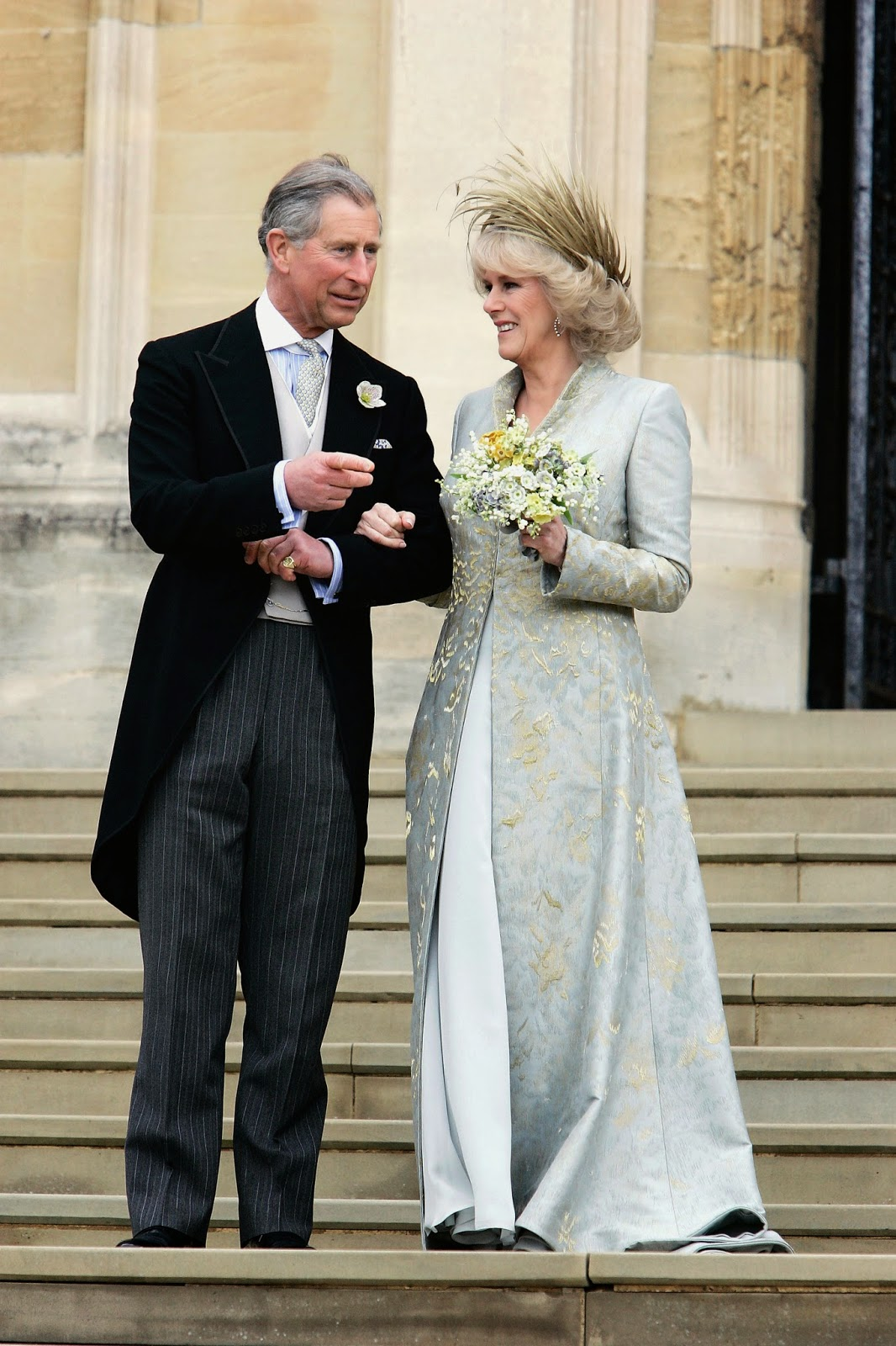 Prince Charles and Camilla Parker Wedding