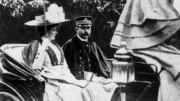 The Assassination of Archduke Franz Ferdinand 1914