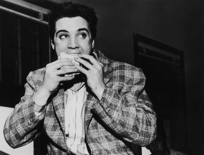 Elvis was a food lover