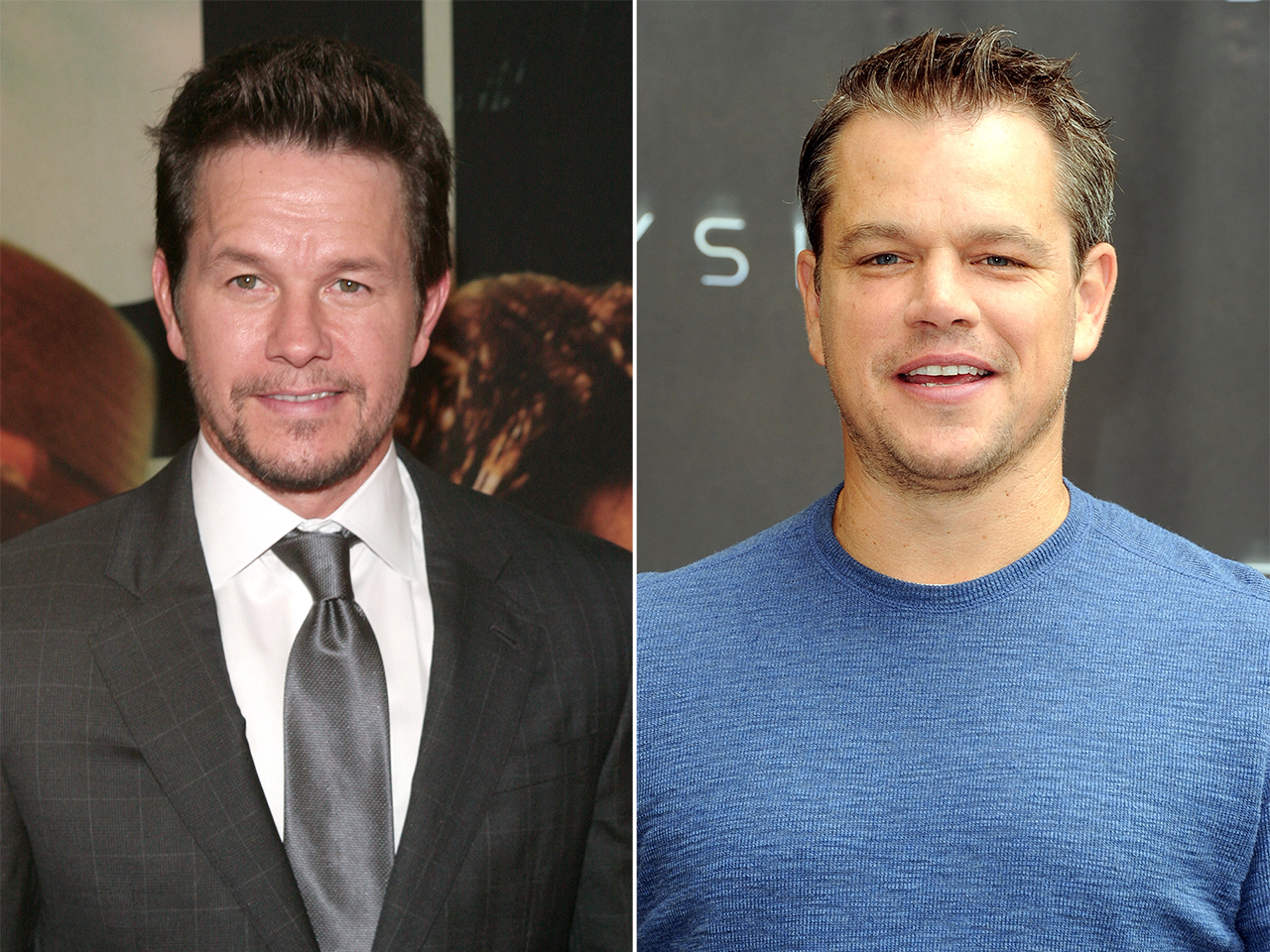 Mark Wahlberg talks about being repeatedly mistaken for Matt Damon