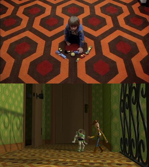 Toy Story Is Full of References to The Shining