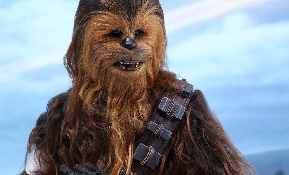 What is Wookiee fur really made of?