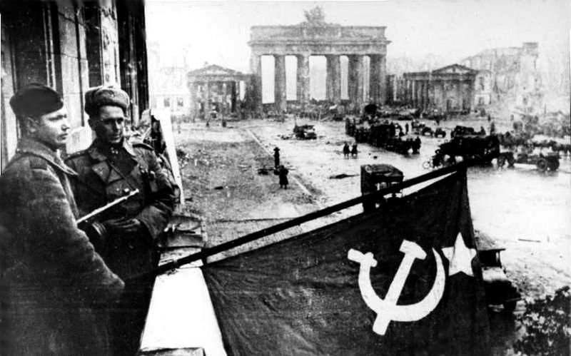 The Battle of Berlin - 1945