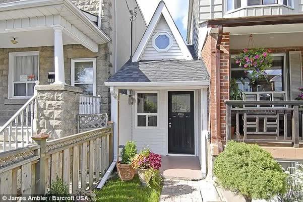 Tiny House, Toronto