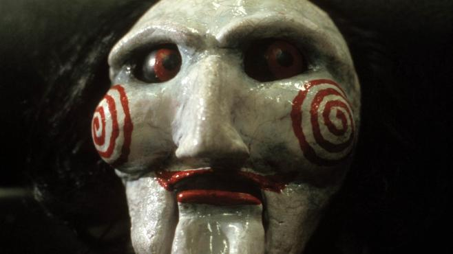 TIL Saw was filmed in 18 days