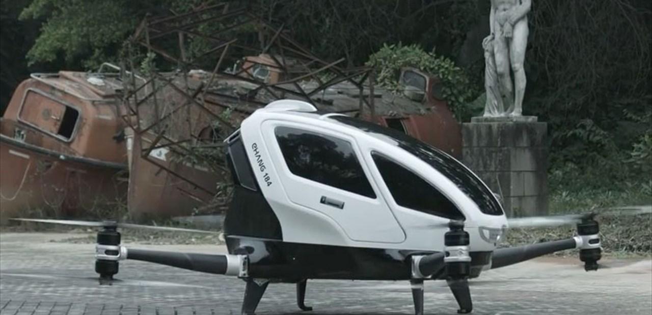 Passenger drones
