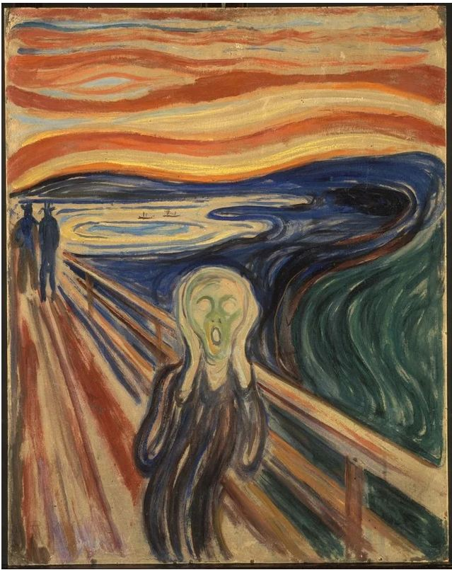$119.9 million. The Scream by Edvard Munch, 1895