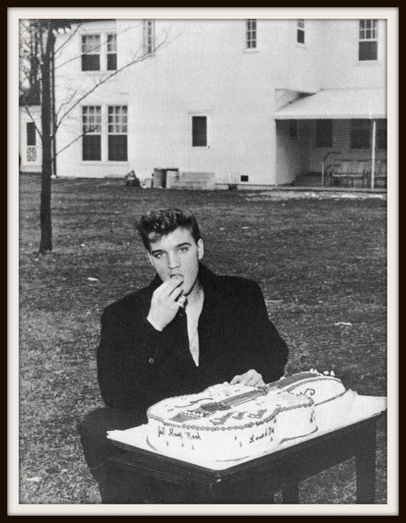 Elvis starred 31 films in his career