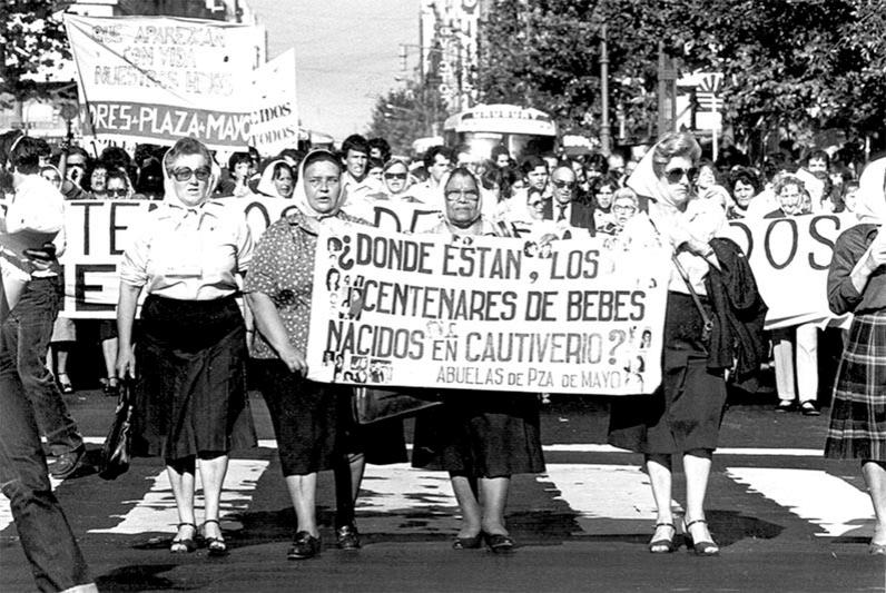 The Mothers of the Plaza de Mayo 1976